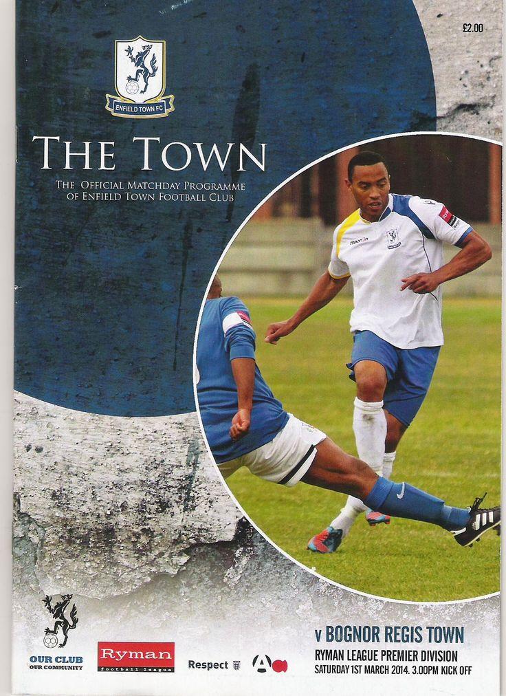 All sizes   Enfield Town,Vs,Bognor Regis Town.   Flickr - Photo Sharing!