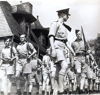 """""""Little Norway"""" was a Training Camp located in Canada  for Norwegian fighter pilots while Norway was occupied by Germany during Second World War."""