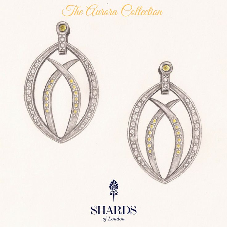 Comprising a necklace, bracelet, earrings and ring, the Aurora collection simply shines ✨ ✨  👉 www.shardsoflondon.com/aurora-collection   #Jewellery #Jewelry