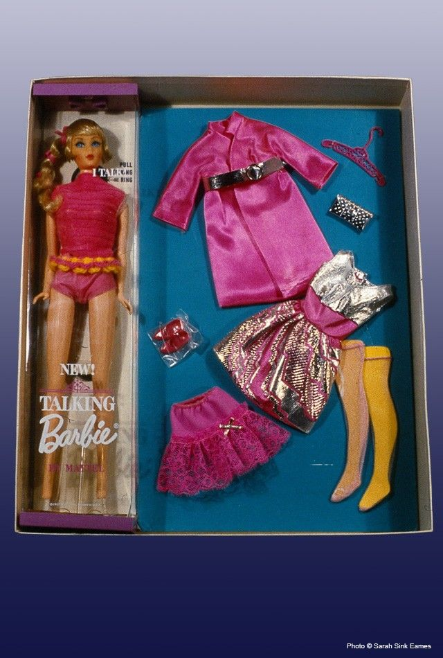 J. C. Penney Exclusive—Silver 'n Satin Set #921-1552   Barbie Collector