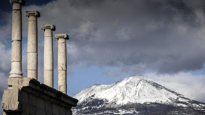 vlahata samis  ΚΕΦΑΛΟΝΙΑ: Τα ΄΄σκουπίδια΄΄ της Πομπηίας αποκαλύπτουν τα μυστ...