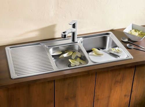 Blanco classic sink (model MCLZ) for sale at L & M Gold Star (2584 Gold Coast Highway, Mermaid Beach, QLD). Don't see the Blanco product that you want on this board? No worries, we can order it in for you!