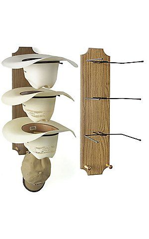 Running D® Cowboy Hat Rack | Cavender's Boot City