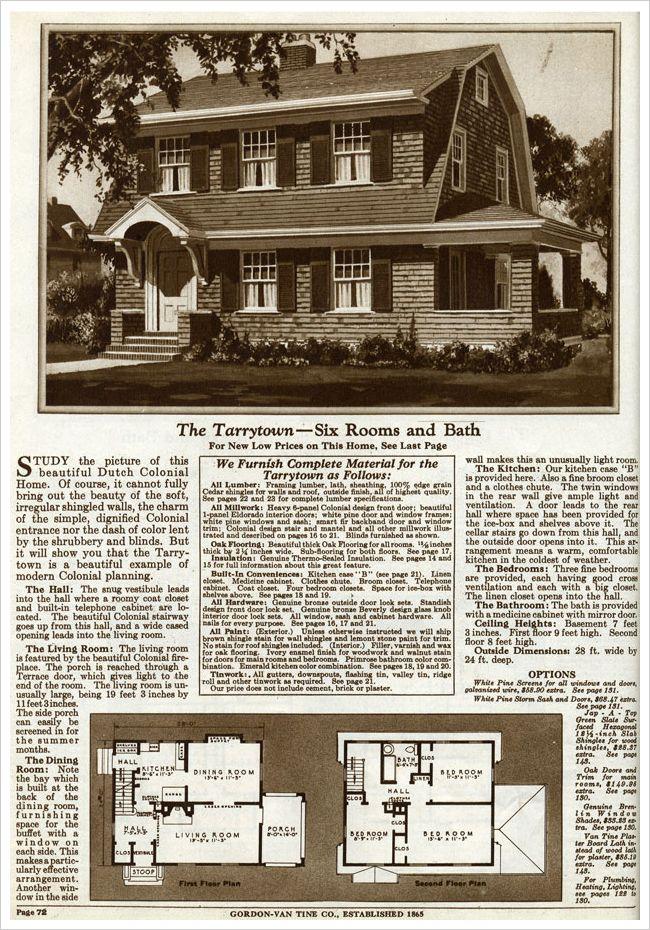 738 best dutch colonial images on pinterest dutch for Dutch colonial plans