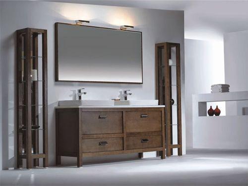 M s de 1000 ideas sobre muebles para ba os peque os en - Muebles de bano pequeno ...