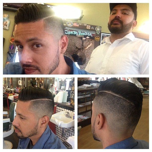Pompadour fade: Men Haircuts, My Son, Jcarr2205 Photo