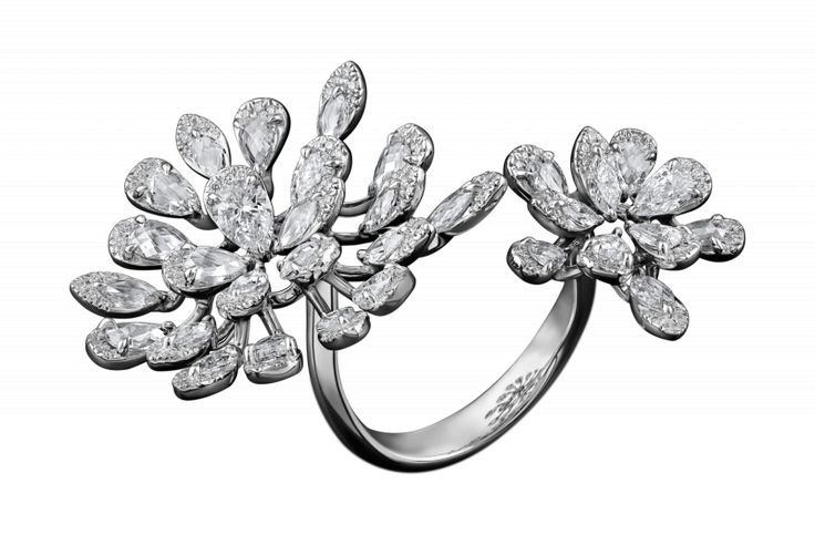 Click here to view excellent collection of diamond / solitaire rings designed by acclaimed Indian diamond jewellery designer brand - Nirav Modi.