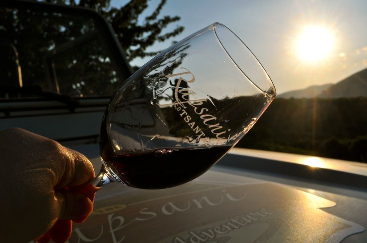 get inspired #rapsani #tsantali #wine #adventure #epxerience #oenotourism