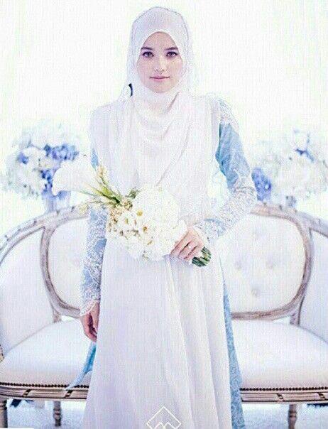 Wedding dress @ejashahril