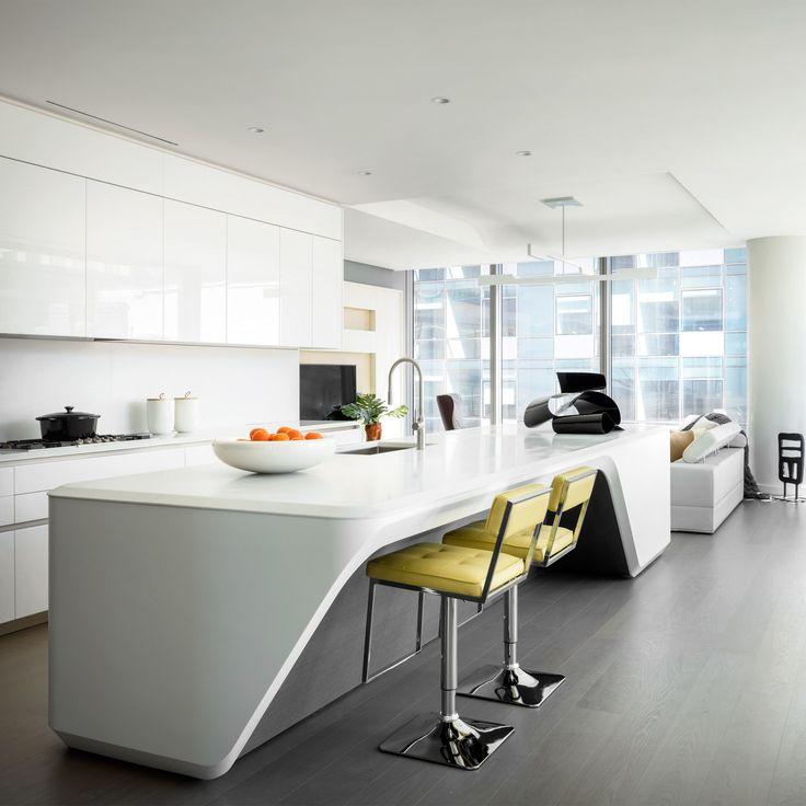 Zaha Hadid Architects' 520 West 28th Apartments