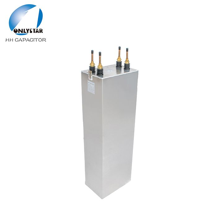 Externally Fused Capacitor Unit Bank Capacitor Electrical Engineering Electrician