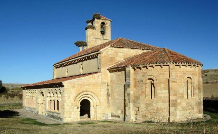 Iglesia Románica de Duratón