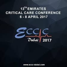 Emirates Critical Care Conference 2017  06-08 Apr 2017 The InterContinental Festival City Event Centre Dubai, United Arab Emirates On behalf the World Federation of Societies of Intensive & Critical Care Medicine - WFSICCM, the International Pan Arab Critical Care Medicine Society - IPACCMS, InfoPlus Events L.L.C - IPE, National & International Scientific&Organizing Committees, I feel privileged to extend