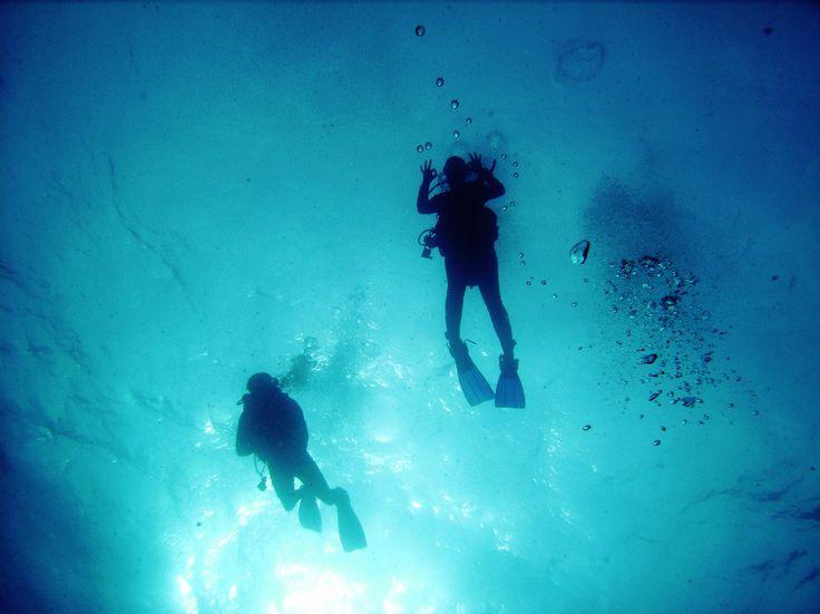in das Ionische Meer und das Erlebnis des Wasserleben des Messenischen Meeres. Foto: Costa Navarino