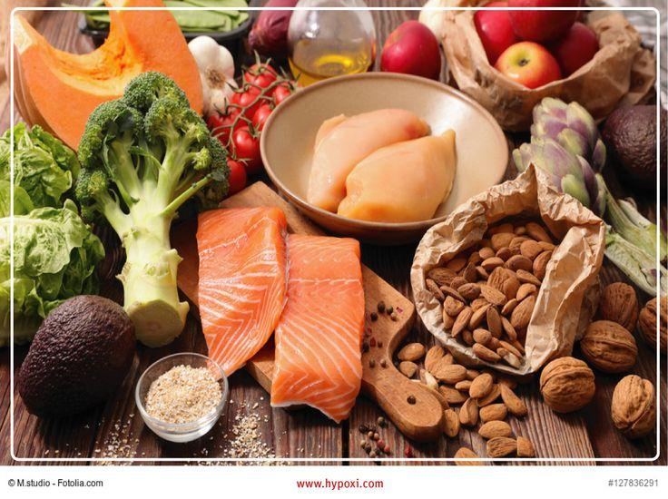 Die dritte Säule: Ausgewogene Ernährung! Noch eine gute Nachricht: Bei HYPOXI gibt es keine strikten Hungerkuren oder einseitige Diäten. Der HYPOXI-Coach in Ihrem Studio erarbeitet nach der Stoffwechselanalyse gemeinsam mit Ihnen einen Ernährungsplan, den Sie locker durchhalten und der Sie bei der Zielerreichung optimal unterstützt. Er ist individuell auf die Bedürfnisse Ihres Körpers abgestimmt und schützt Sie vor dem berühmten Jojo-Effekt. www.hypoxi.com