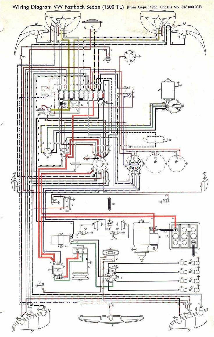 1964 vw bus engine diagram download wiring diagrams u2022 air cooled vw engine wiring [ 736 x 1157 Pixel ]
