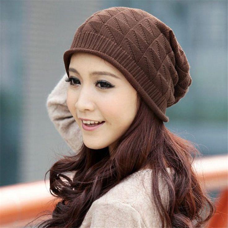 $2.92 (Buy here: https://alitems.com/g/1e8d114494ebda23ff8b16525dc3e8/?i=5&ulp=https%3A%2F%2Fwww.aliexpress.com%2Fitem%2F2016-Fashion-Women-Knitted-Wool-Hats-Lady-Girls-Triangle-Diamond-Warm-Women-s-Hats-Cap-Bonnet%2F32778899468.html ) 2016 Fashion Women Knitted Wool Hats Lady Girls Triangle Diamond Warm Women's Hats Cap Bonnet Chapeu Feminino  for just $2.92