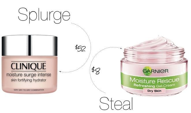 Beauty Splurge vs. Steal of the Week: Clinique Moisture Surge