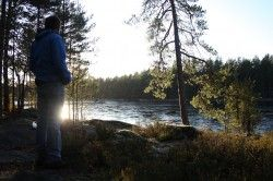 Lakes and Woods HIking Trip in #Nuuksio National Park #Espoo, near #Helsinki