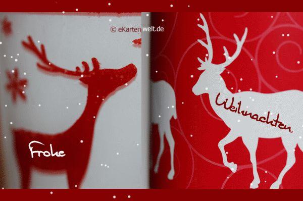 28 best images about weihnachtskarten on pinterest merry - Weihnachtskarte spanisch ...