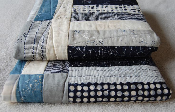 A personal favourite from my Etsy shop https://www.etsy.com/uk/listing/478346738/modern-quilt-handmade-quilt-picnic