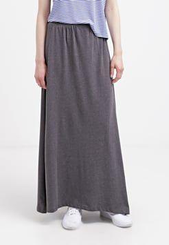Zalando Essentials - Długa spódnica - dark grey