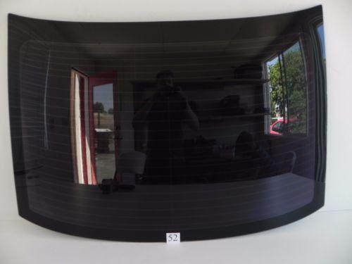 2007 LEXUS IS250 IS350 REAR BACK WINDOW WINDSHIELD GLASS 64801-53012 OEM 275 #52