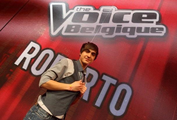 Roberto Bellarosa will represent Belgium in Malmö! He is the winner of The Voice of Belgium.
