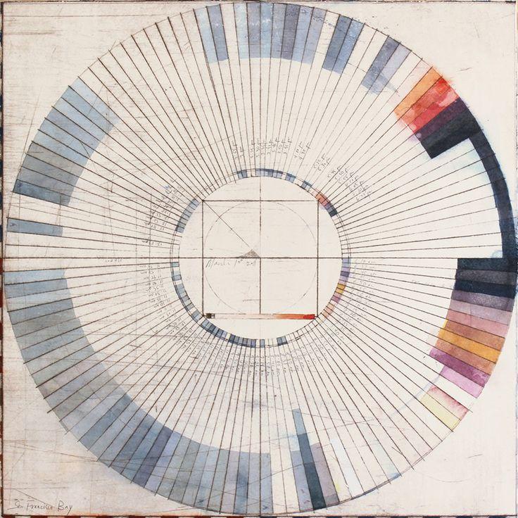 // Color Wheels | Ellen Heck