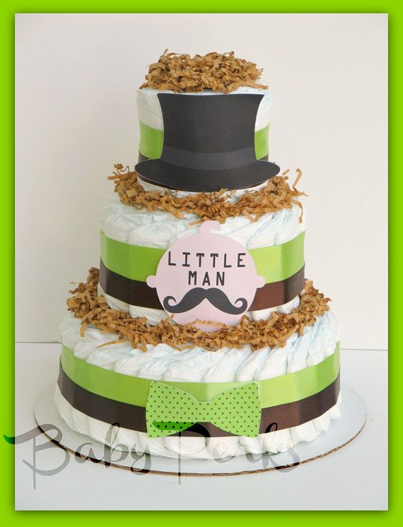 Mustache Baby Shower | ... Cake, Mustache Baby Shower , Mustache Party , Baby Shower Decorations