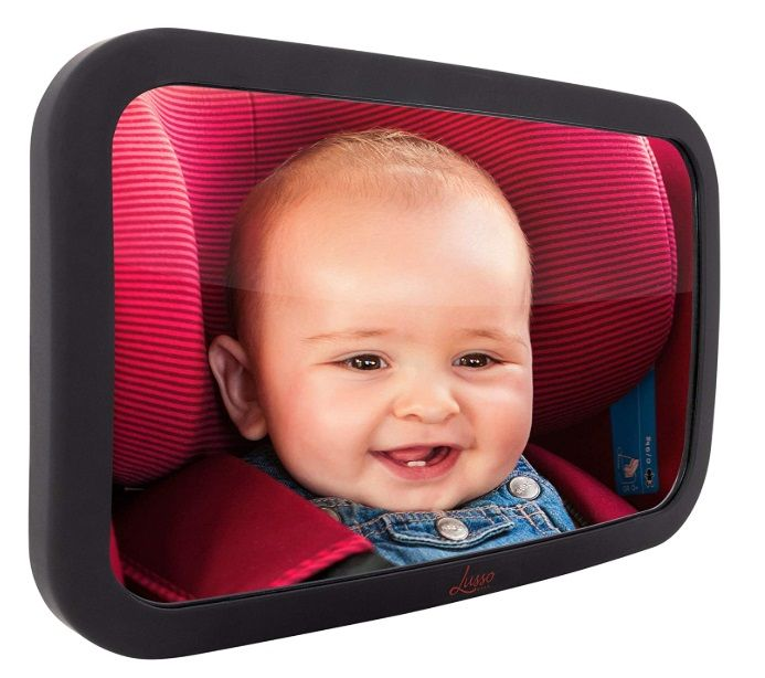 Fisher Price Safe Fit Mirror