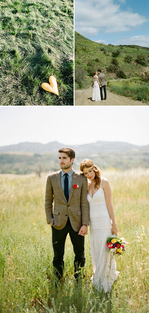 Incredibly gorgeous wedding! Great bouquet, also. Via Braedon Flynn