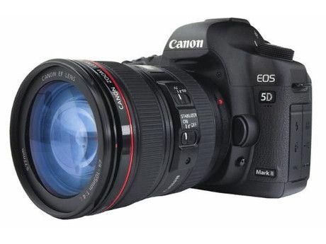 My baby. Canon 5D Mark II.