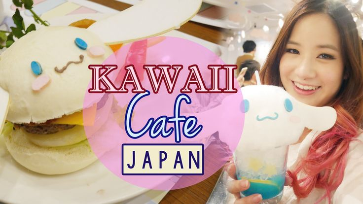 KimDao visits the Cinnamoroll cafe in Shibuya and spends the day shopping with friends!