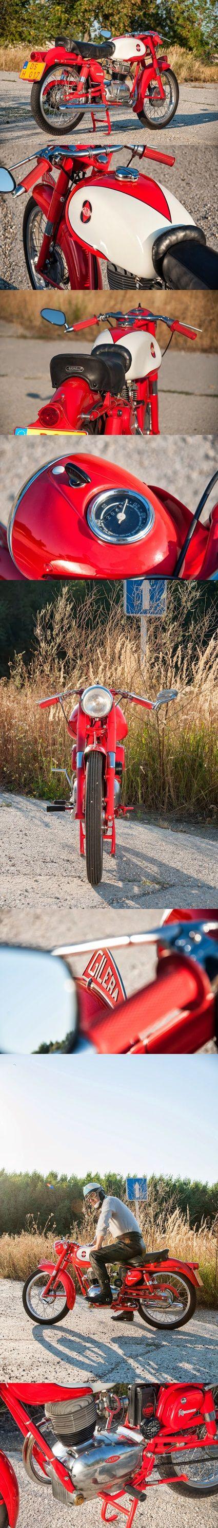Gilera Rossa Super 150