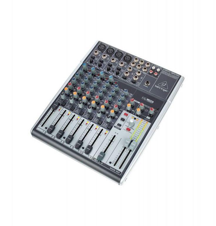 table de mixage Behringer Xenyx 1204USB