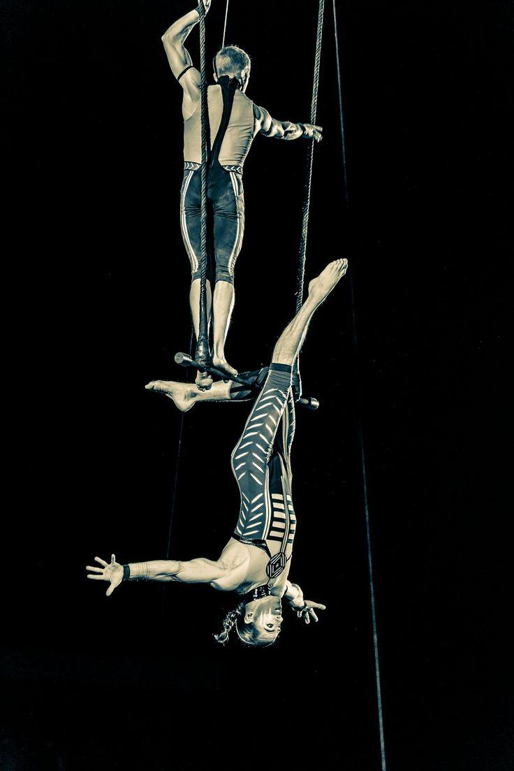 Le Hangar des Oubliés par le Cirque du Soleil.  Photographe: http://www.pagarneau.com   #Cirque #HangarDesOubliés #CirqueDuSoleil #Québec