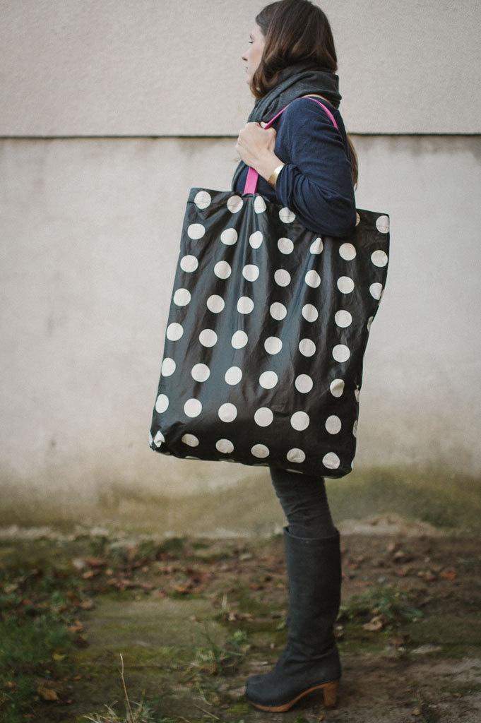 Oversized Tote bag, giant bag, Hobo Bag. $28.00, via Etsy. Fashion ...