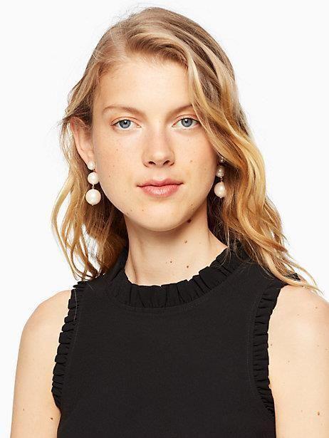 New Kate Spade York Golden Bauble Drop Earrings Wbrue652 78 In 2018