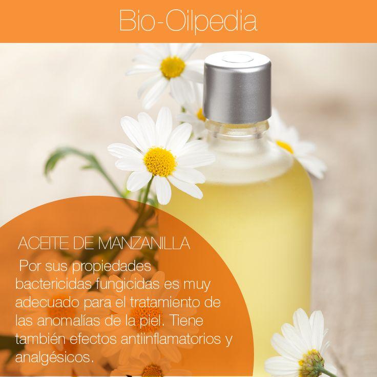 Aceite de Manzanilla.