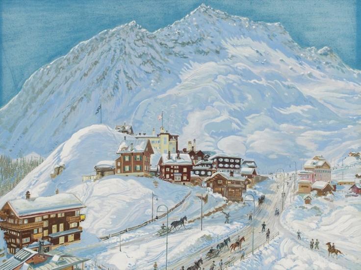 Skifahren in Arosa, Schweiz: riesiges Skigebiet Arosa ...