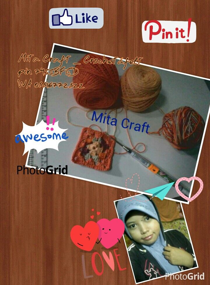 My grany crochet