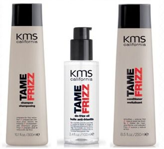 Win a KMS California Tamefrizz Haircare Pack