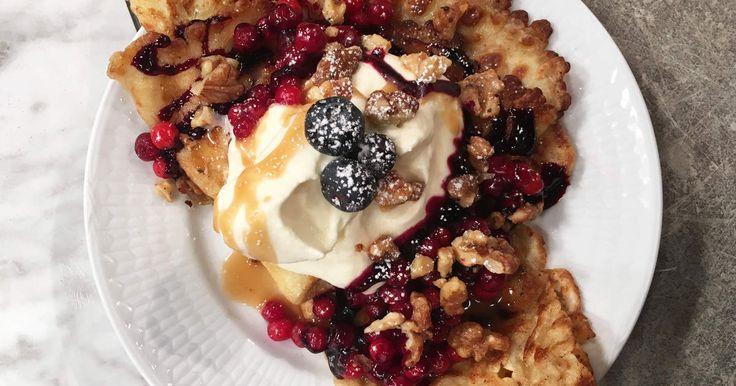 Frasiga pannkakor | Recept från Köket.se