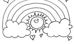 100+ Free Kids Colouring Sheets!
