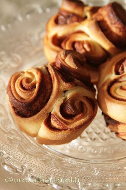 Profumi in cucina: Rose di cioccolato