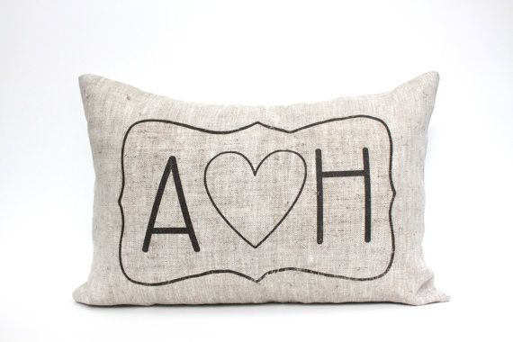 Hey, I found this really awesome Etsy listing at https://www.etsy.com/listing/128979228/valentine-gift-initials-pillow-custom