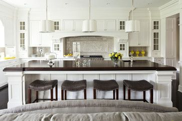 Parkwood Road Residence Kitchen - transitional - kitchen - minneapolis - Martha O'Hara Interiors