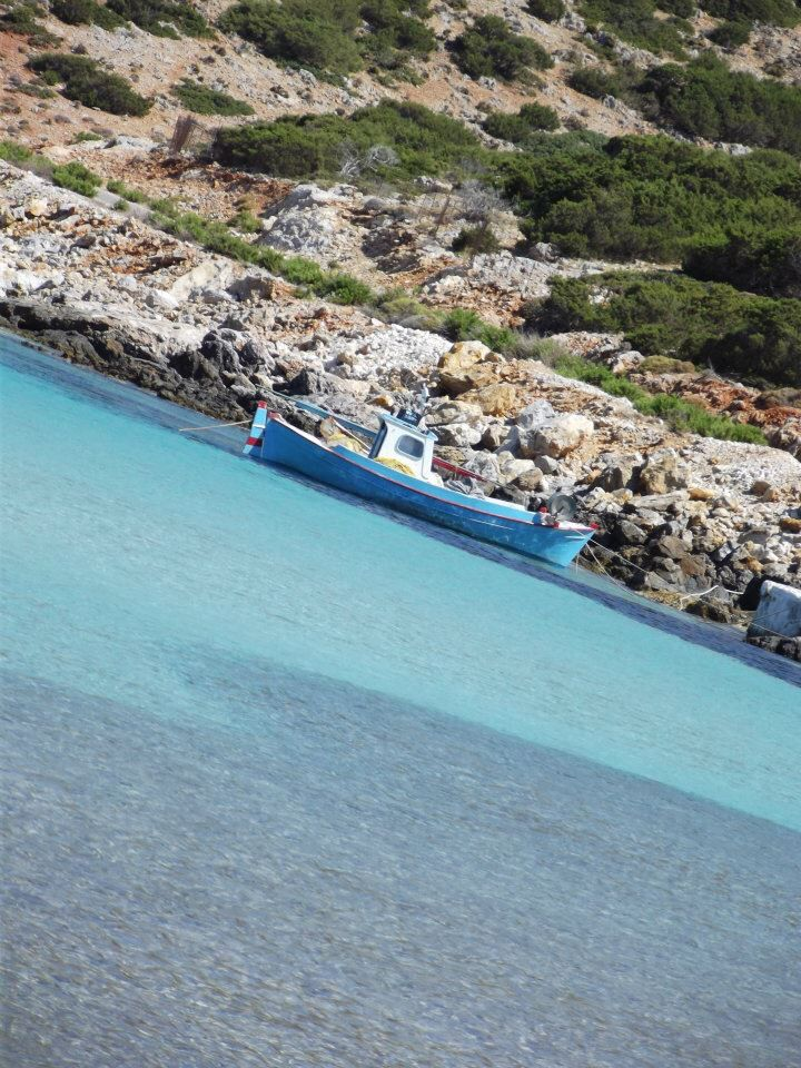 Lipsi Dodecanese Greece.!