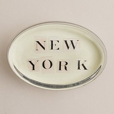 NY: Paper Weights, John Derian, Nyc, Jcrew, Newyork, New York Hotels, Oval Paperweights, Concrete Jungles, Derian Paperweights